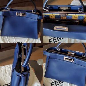 Fendi Medium Peekaboo Bag MSRP $5450